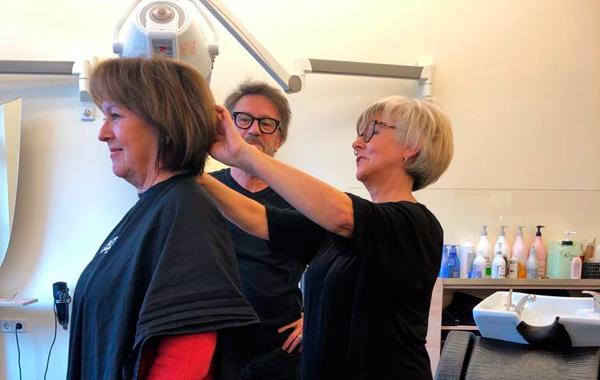 Training Cut & Styling | Mitarbeiterschulung mit JeanLuc Paris