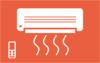 Icon Klimaanlage. Copyright: Tumisu (Pixabay #3679756)