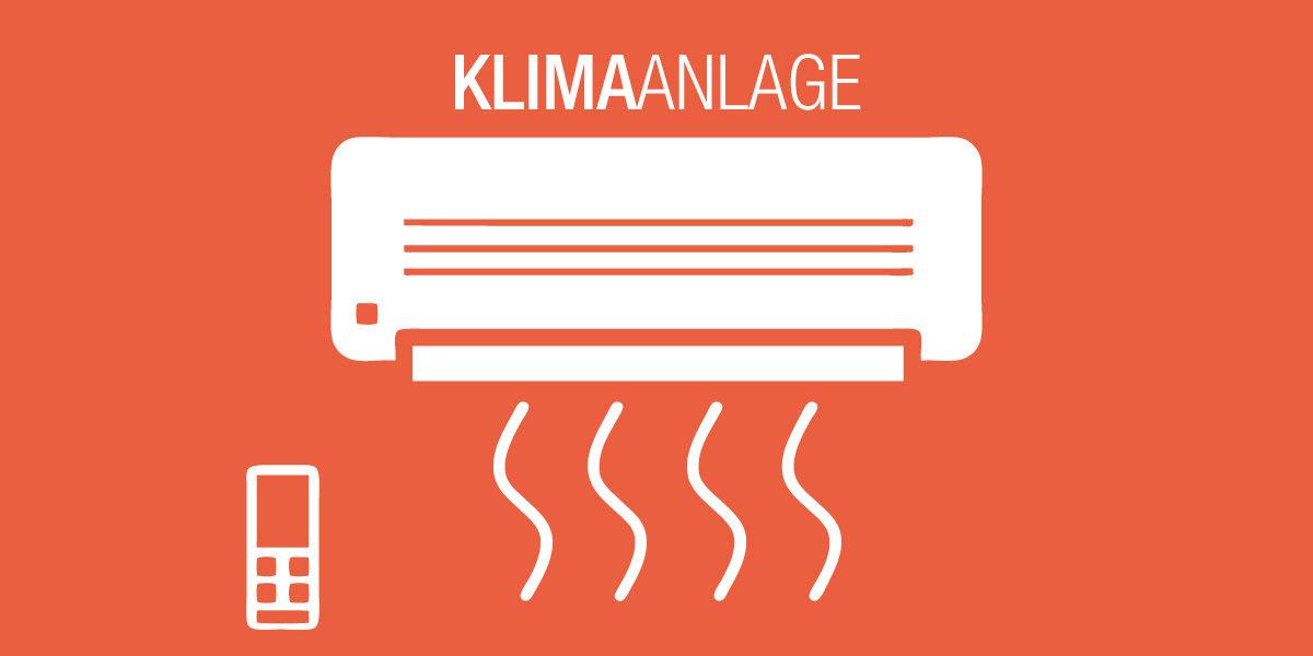 Klimaanlage in der Winckelmannstraße