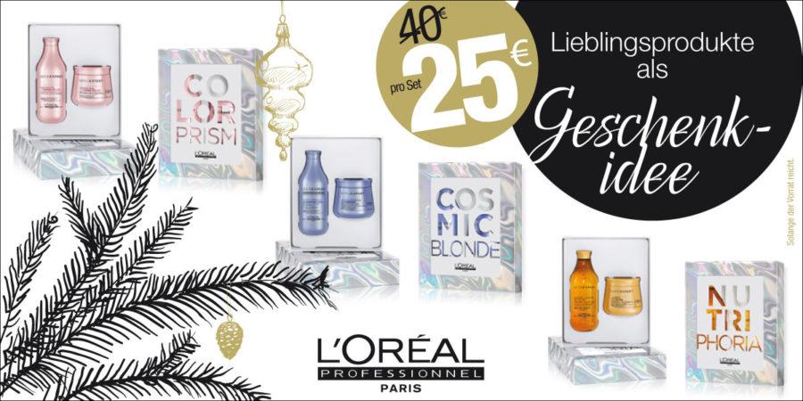 Schönheit im Stiefel: L'Oréal Lieblingsprodukte