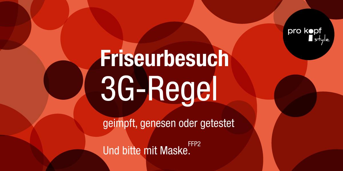 Friseurbesuch mit 3G-Regel