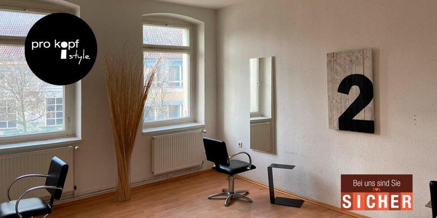 Weitere Bedienplätze in der Winckelmannstraße